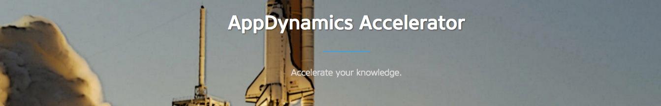 AppDynamics Accelerator