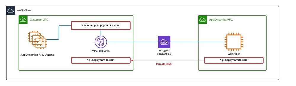 Agent Connectivity Network Diagram