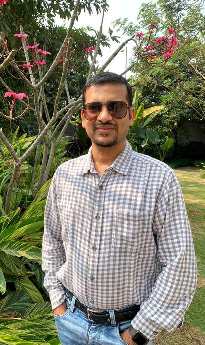 Gaurav Gupta, Engineering Manager, John Deere Financial